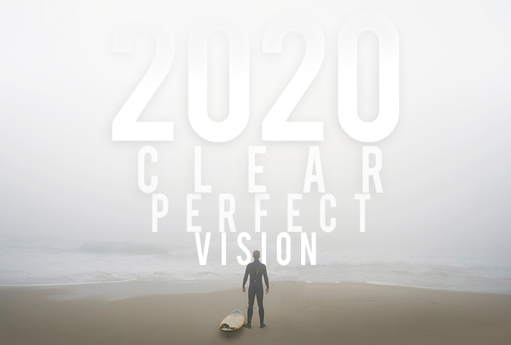 2020 – Clear perfect vision